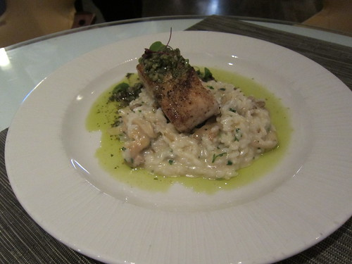 The Wild Corvina Bass is the most sustainable local fish