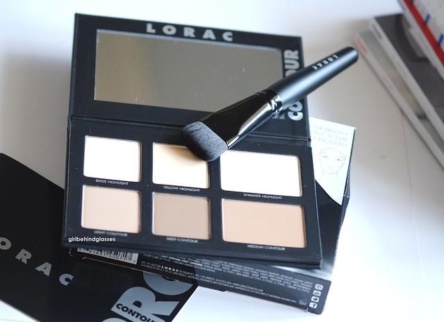 Lorac Pro Contour Palette