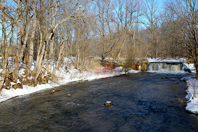 PD Creek falls 2