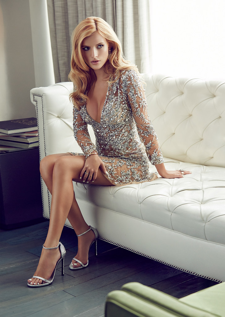 Белла Торн — Фотосессия для «Glamour» MX 2015 – 3