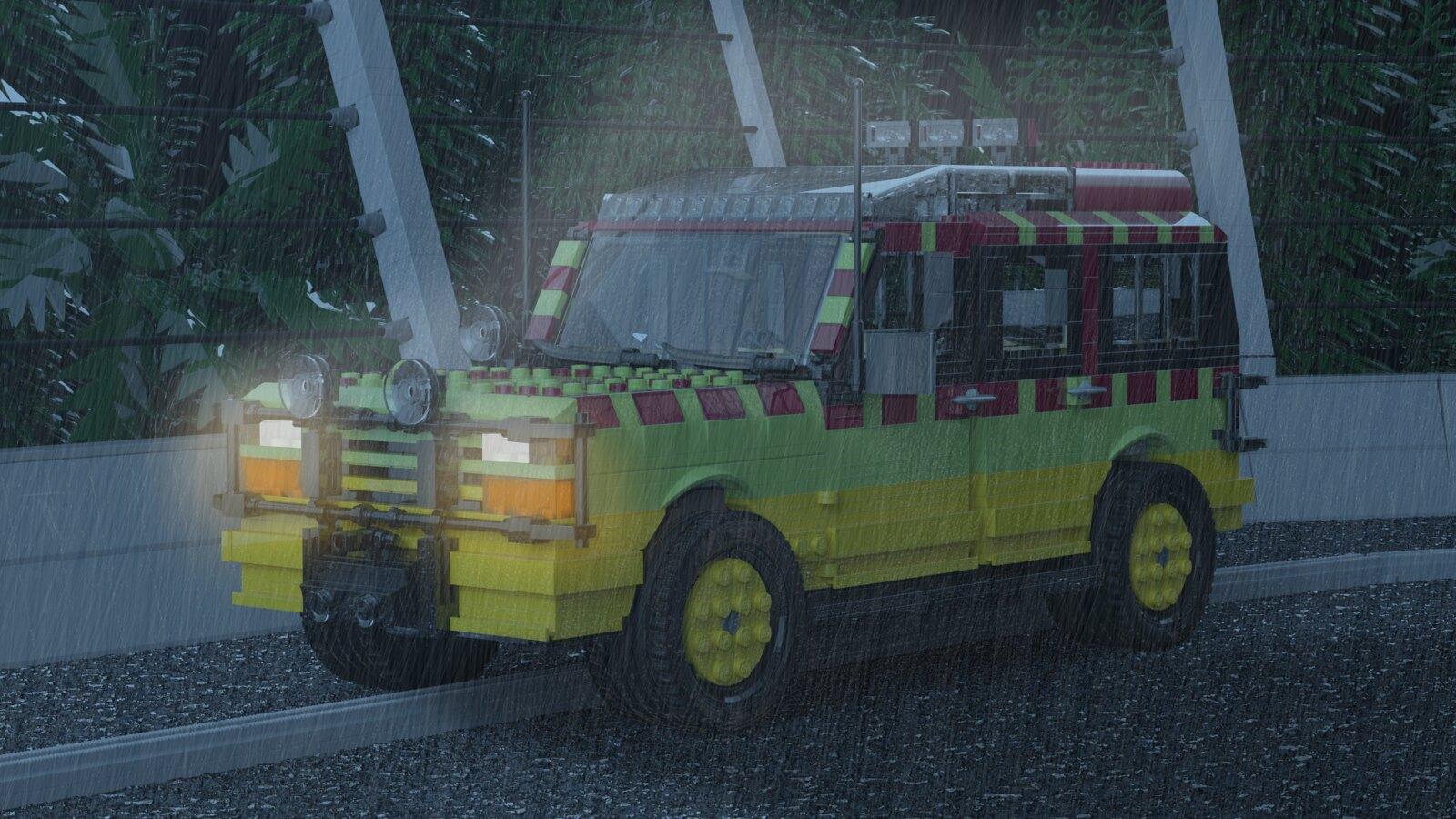 Parkpage Et Jouets Jurassic Lego 13FigurinesJeux c1TlFuKJ3