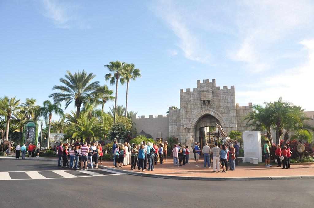Holy Land Experience Orange County Florida Tripcarta