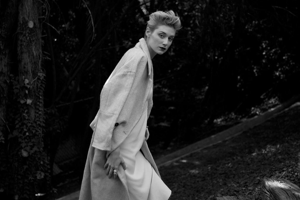 Элизабет Дебики — Фотосессия для «The Last» 2015 – 2