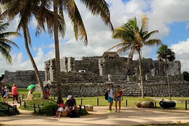 Tulum ~ Mayan Ruin