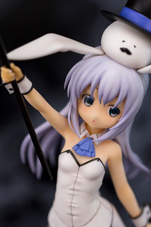 PULCHRA《請問您今天要來點兔子嗎?》智乃 チノ 兔女郎 1/8 FIGURE
