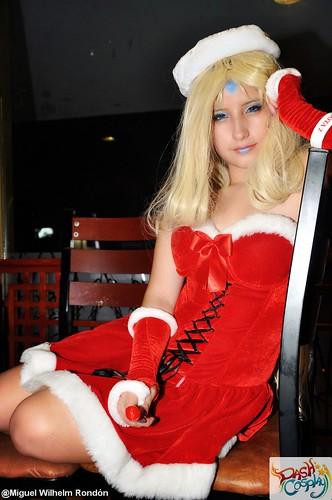 Cosplay para Navidad