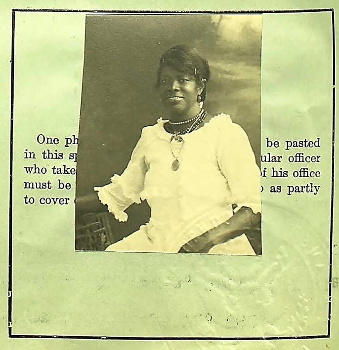 Lucy Jackson Smith 1920
