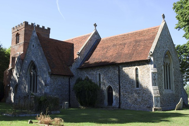 St. Peter's Church, Ugley, Essex, England