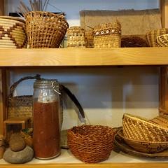 #DIY #basket(s) #basketry #basketweaving #weaving #mortarandpestle #permaculture