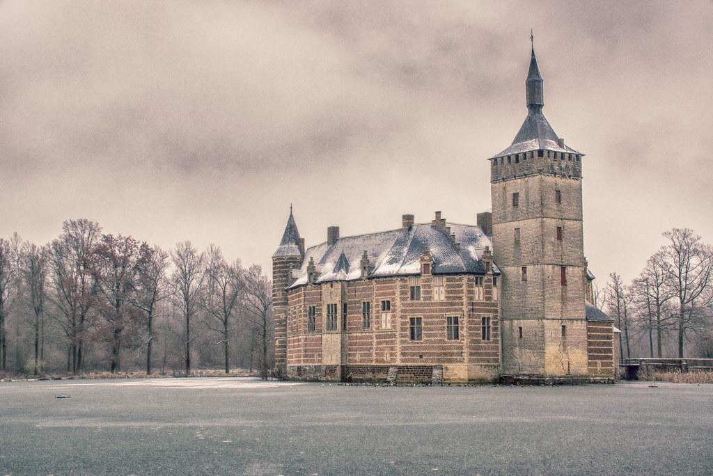 Sint-Pieters-Rode, kasteel van Horst