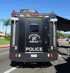 North County SWAT - Orange County CA - Ford F550 Truck (2)