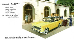 Simca Vedette Marly (c.1957)