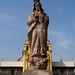 Virgin Mary Statue por itchypaws