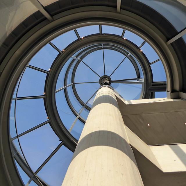 DHM Pei-Turm [in explore], Panasonic DMC-TZ71