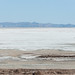 Salt plains are now where the salt lake used to be. The lake lost over one third of its volume in the last 30 years