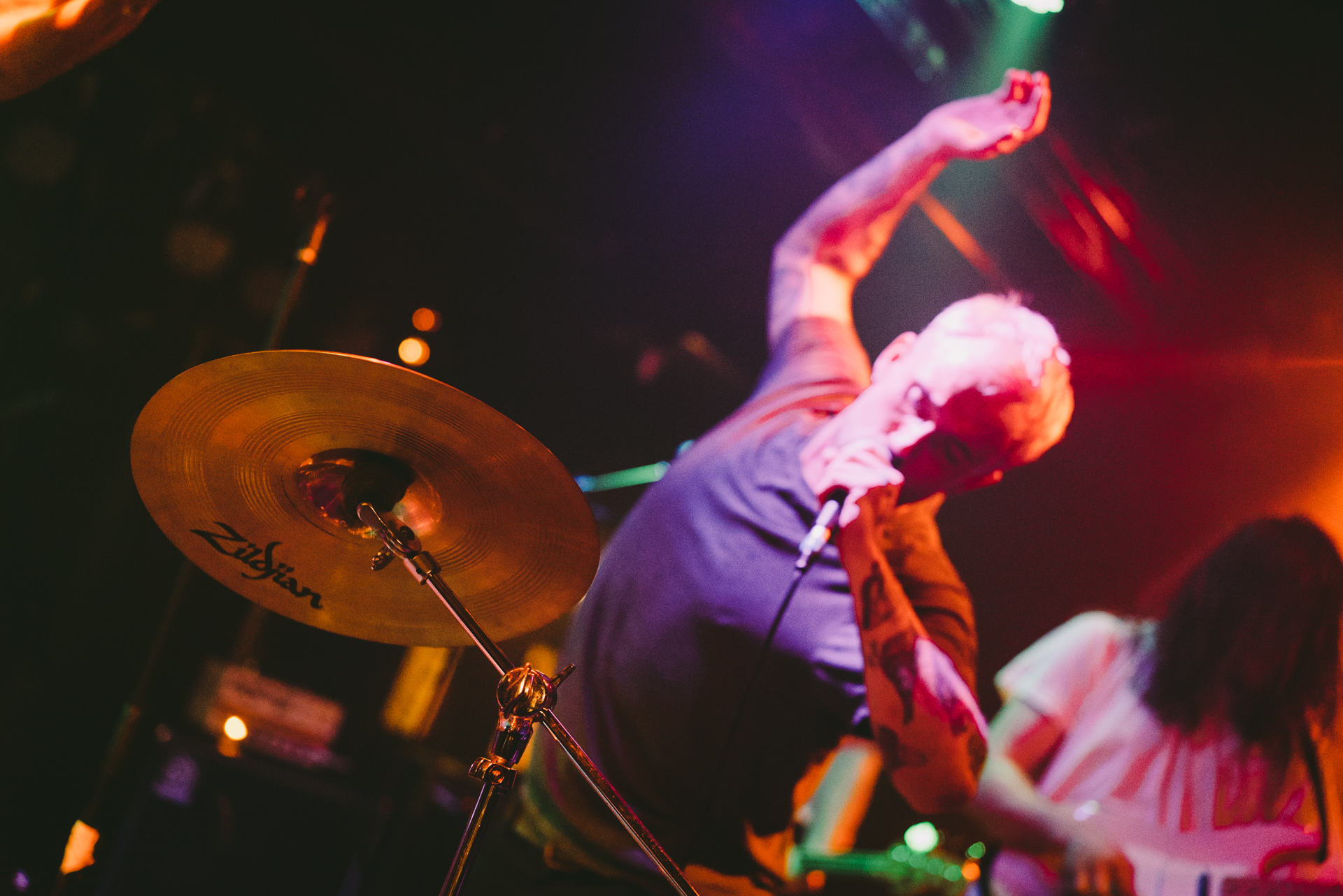 Idles at the Bedford Esquires