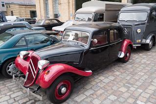 1954 Citroën 11B