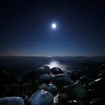 Moonlight over Hammarudda - av Jan Sundman