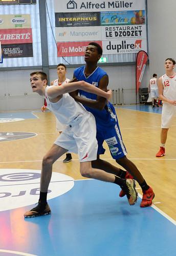 Grande Finale Fribourg Académie U16m -  Swiss Central Basket 28
