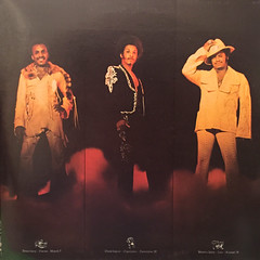 THE ISLEY BROTHERS:THE HEAT IS ON(JACKET D)