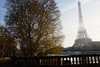 Eiffel Tower in Morning by Andrew No.