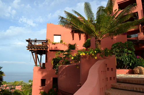 Ritz-Carlton Abama hotel, Tenerife