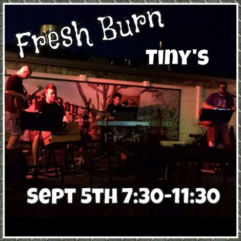 Fresh Burn 9-5-15