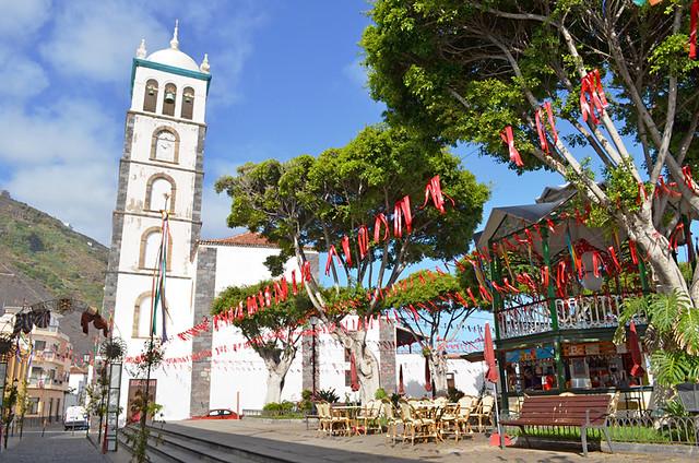 Plaza de la Liberdad, Garachico, Tenerife