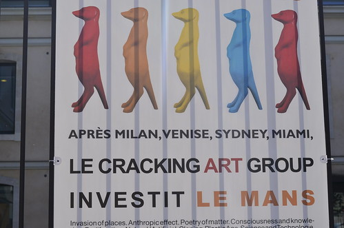 Cracking Art Group Le Mans