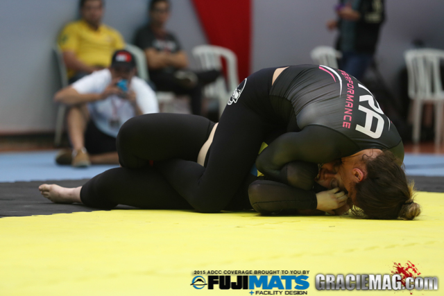 2015 ADCC - Day 1 - Female