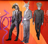 Dapper and Dangerous Wheatpastes by TOVEN by T0VEN
