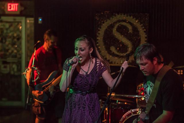 Fizz @ The Sydney | 9/4/2015 | Benson Femme Fest