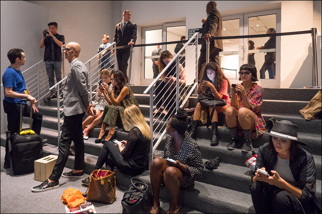 They're Back NY Fashion Week 9-2015