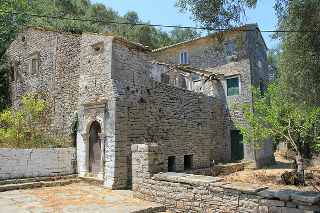 Venetian Manor, Paxos