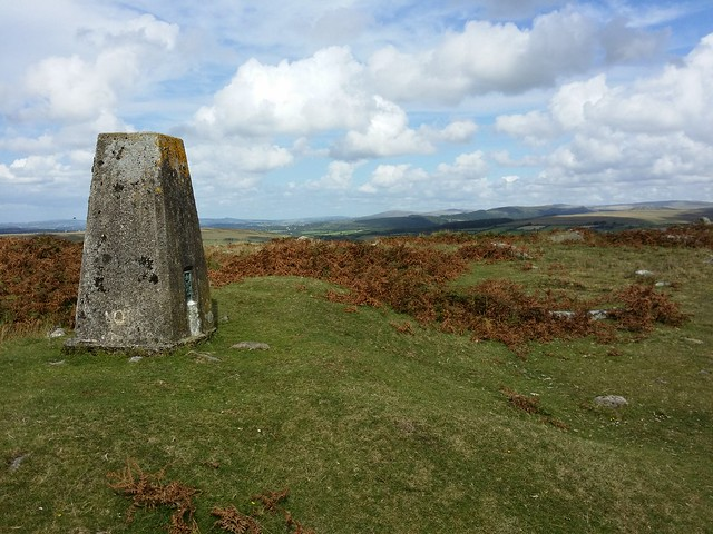 Saddlesborough Trig Point
