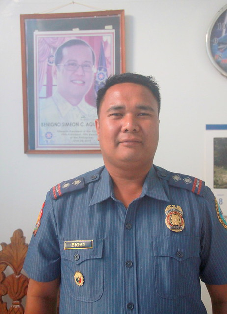 PNP inspector (PSI) Al Loren P. Bigay - New Washington, Aklan