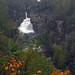 Linville Falls in the Rain by BlueRidgeKitties