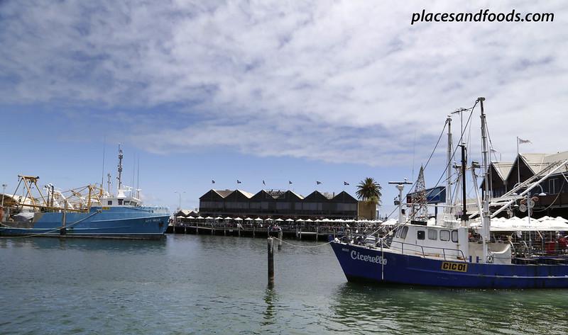 Cicerello Fremantle harbour