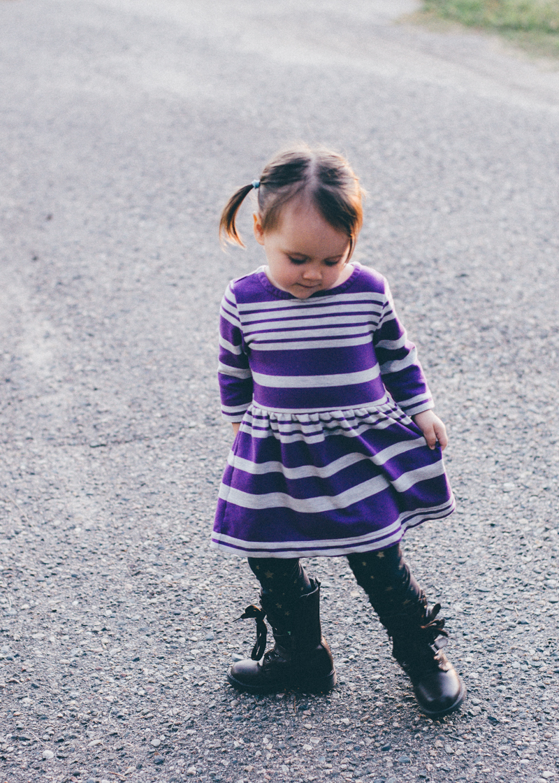 Stocking Up For Fall + Toddler OOTD