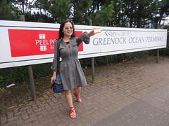 Greenock Scotland, Royal Princess British Isles Cruise (3)