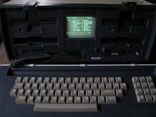 Osborne 1 Portable Computer (1981)