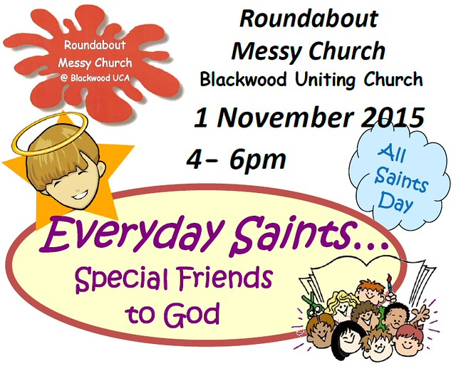 Roundabout Messy Church -