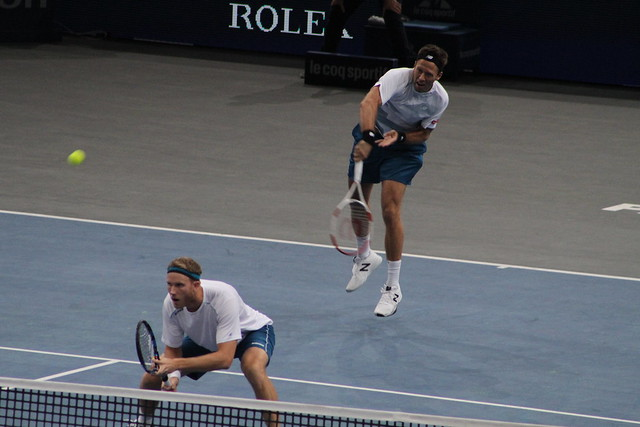 Dominic Inglot and Robert Lindstedt