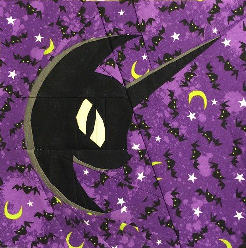 My Little Pony -- Nightmare Moon symbol from Nightmare Night