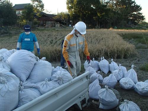 茨城・常総で水害ボランティア(援人 1018便)