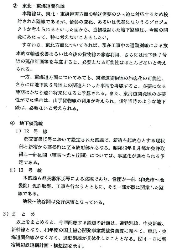 上越新幹線新宿駅構想 (15)