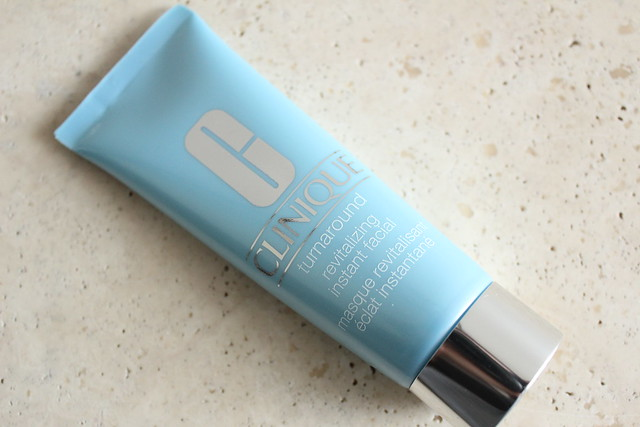 Clinique Turnaround Revitalizing Instant Facial review