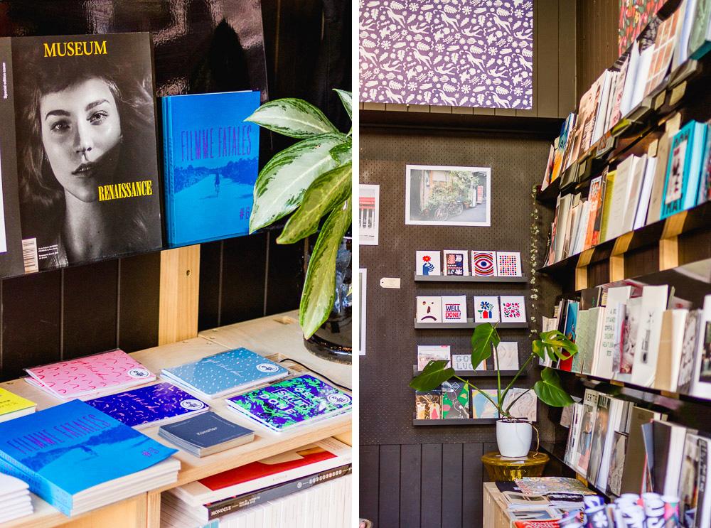 kunstler magazine art shop indie