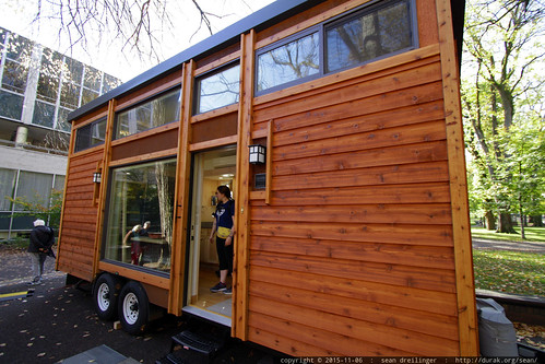 Tiny House Summit at PSU    MG 5464