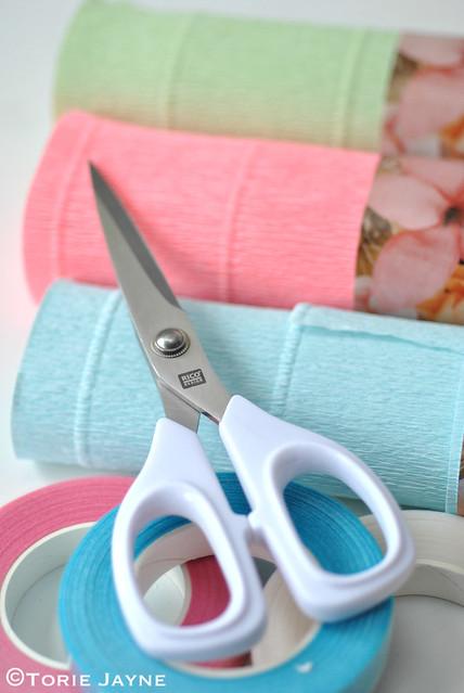 Rico Precision paper scissors 1